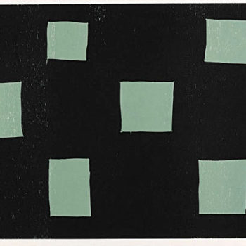 Günther Förg, Six rectangles