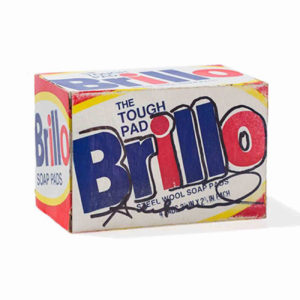 Andy Warhol, Brillo Box