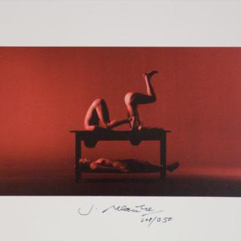 Jürgen Klauke, Untitled, C-print