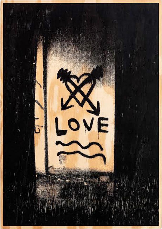 Stephan Balkenhol, LOVE, Multiple