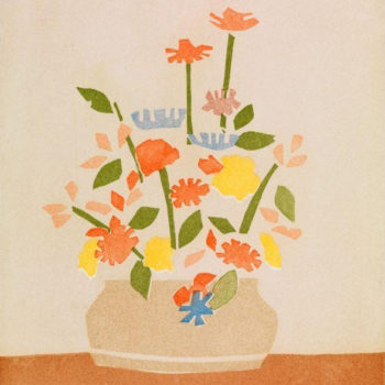 Alex Katz, Wildflowers in Vase, Limited Edition Prints
