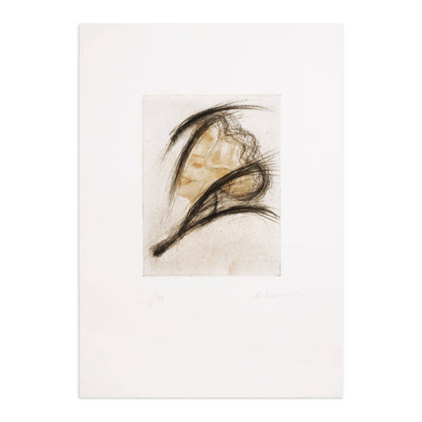 Arnulf Rainer, Neigerin, Marilyn