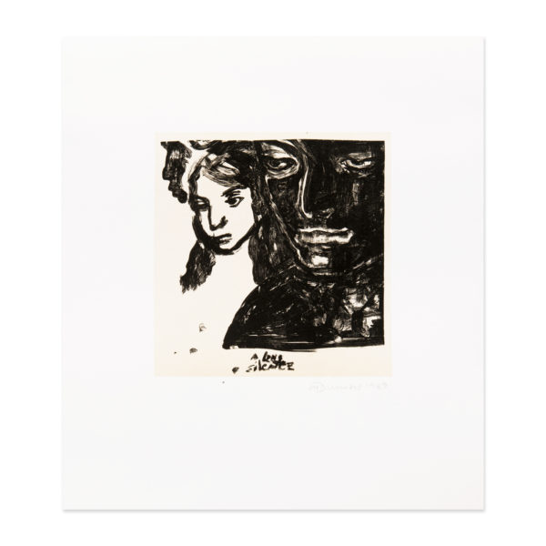 Marlene Dumas, A Long Silence