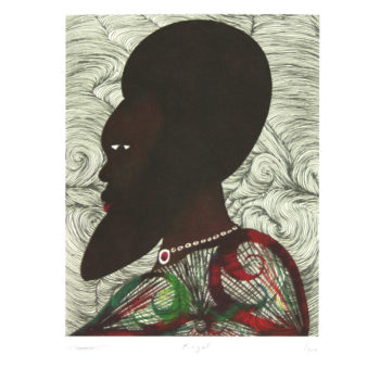 Chris Ofili, Regal, Lithographic print, Limited Edition Prints