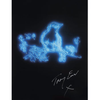 Tracey Emin, Your Favorite Little Bird, Offset print, Limited Edition Print