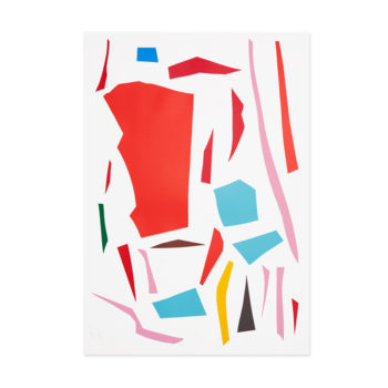 Imi Knoebel, Limited Edition Prints