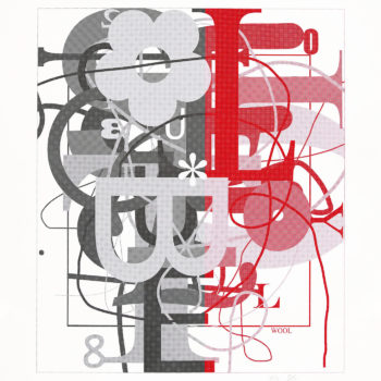 Christopher Wool, Untitled, Print