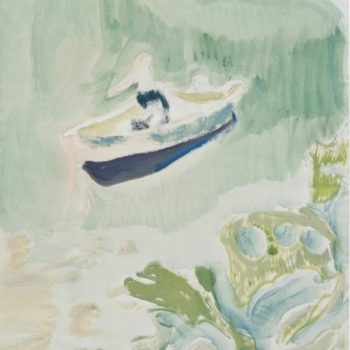 Peter Doig, Cyril's Bay