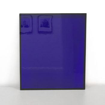 Imi Knoebel, Blaue Scheibe, Multiple, Limited Edition