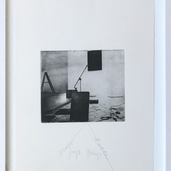 Joseph Beuys, Das Kapital, Etching, Drawing