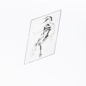Allen Jones, Catwalk Fragment II, Print