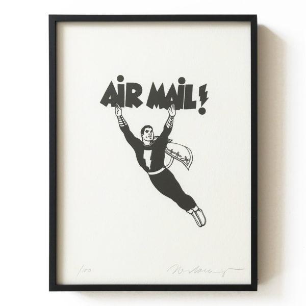 Mel Ramos, Air Mail