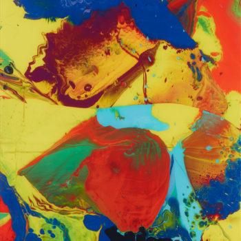 Gerhard Richter, Bagdad (P10)