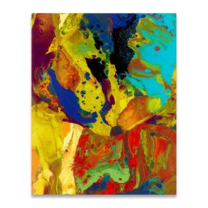 Gerhard Richter, Bagdad (P9)