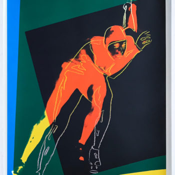 Andy Warhol, Speed Skater