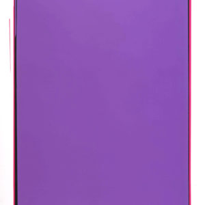 Anselm Reyle, Untitled (Purple)
