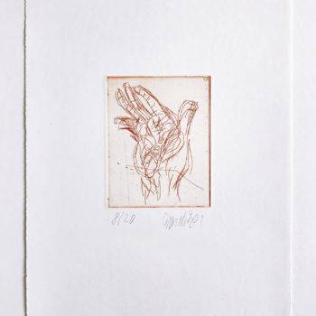 Georg Baselitz, Hand