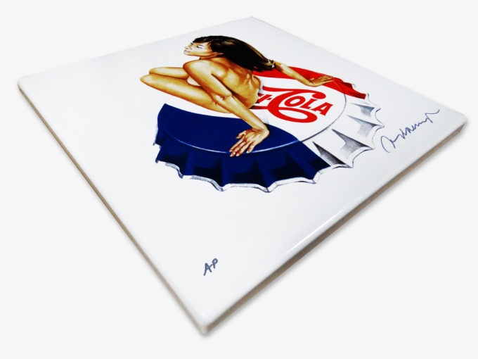 Mel Ramos, Lola Cola