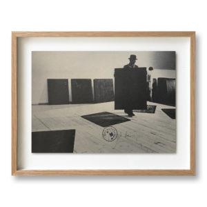 Joseph Beuys, Aufbau