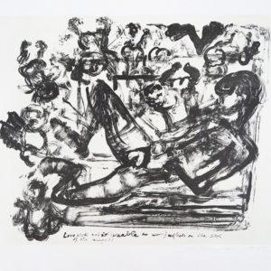 Marlene Dumas, Lovesick Artist