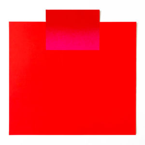 Rupprecht Geiger, All die roten Farben 9