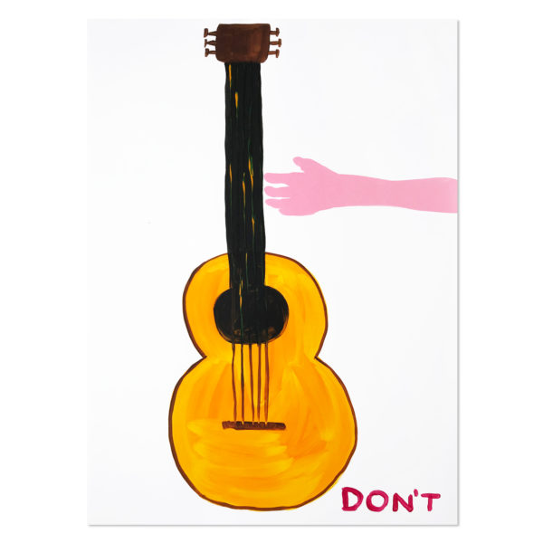 David Shrigley, Don't