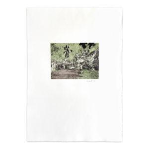 Peter Doig, Black Palm