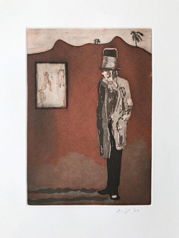 Peter Doig, Haus der Bilder
