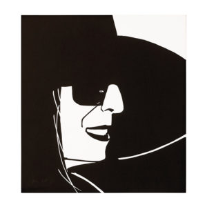 Alex Katz, Black Hat Ada