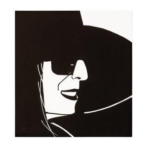 Alex Katz, Black Hat Ada
