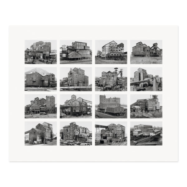 Bernd and Hilla Becher, Preparation Plants