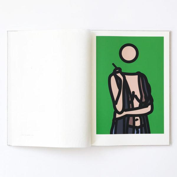 Julian Opie, Twenty Six Portraits