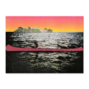 Peter Doig, Canoe Island