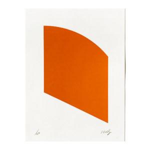 Ellsworth Kelly, Orange