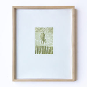 Peter Doig, Untitled (from Blizzard '77)