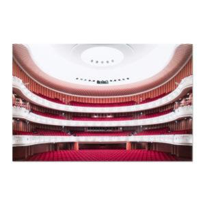 Candida Höfer, Deutsche Oper