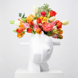 Jeff Koons, Split Rocker Vase