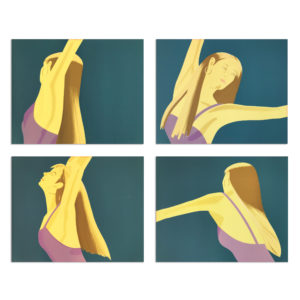 Alex Katz, Night: William Dunas Dance