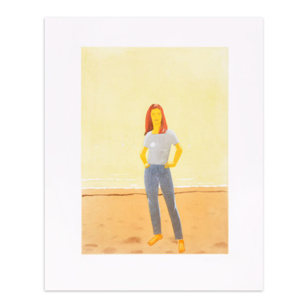 Alex Katz, Harbor 10