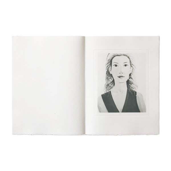 Alex Katz, Six Female Portraits
