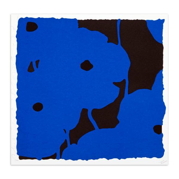 Donald Sultan, Blues