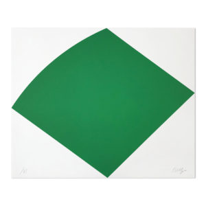 Ellsworth Kelly, Green Curve