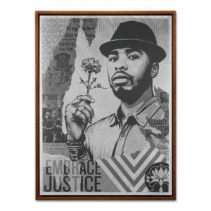 Shepard Fairey, Embrace Justice