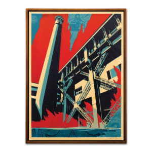 Shepard Fairey, Fossil Factory