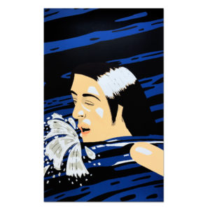 Alex Katz, Olympic Swimmer