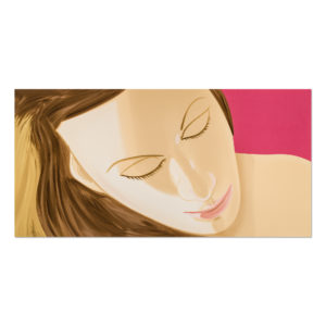 Alex Katz, Red Dancer II