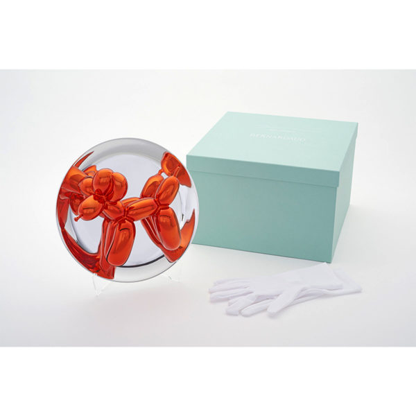 Jeff Koons, Balloon Dog (Orange)