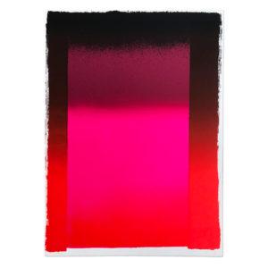 Rupprecht Geiger, Black on Different Reds