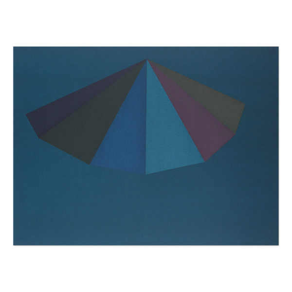 Sol LeWitt, A Pyramid