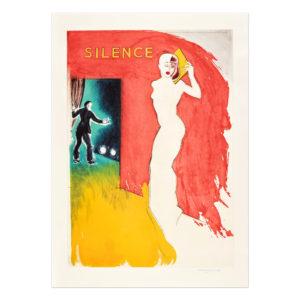 Allen Jones, Silence